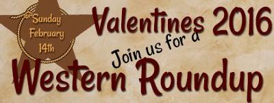 Valentine's Western Roundup